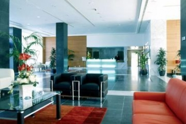 Hotel Vip Executive Santa Iria: Lobby LISSABON