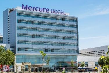 Mercure Lisboa Almada Hotel: Außen LISSABON