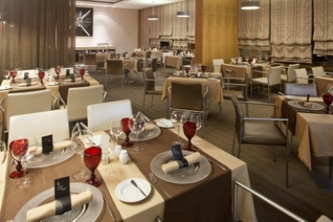 Mercure Lisboa Almada Hotel: Restaurant LISSABON