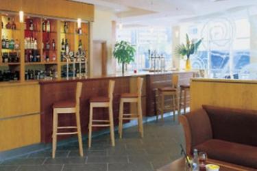 Hotel Jurys Inn Liverpool: Bar LIVERPOOL