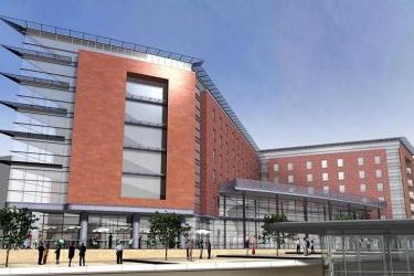 Hotel Jurys Inn Liverpool: Exterieur LIVERPOOL