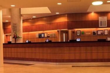 Hotel Jurys Inn Liverpool: Lobby LIVERPOOL