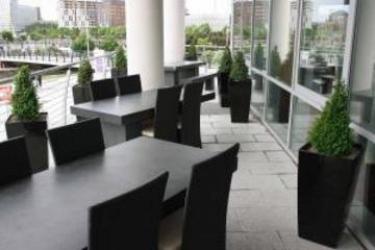 Hotel Jurys Inn Liverpool: Terrasse LIVERPOOL