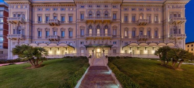 Grand Hotel Palazzo Livorno Mgallery By Sofitel: Exterior LIVORNO