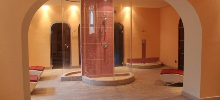 Grand Hotel Palazzo Livorno Mgallery By Sofitel: Spa LIVORNO