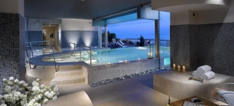 Grand Hotel Palazzo Livorno Mgallery By Sofitel: Swimming Pool LIVORNO