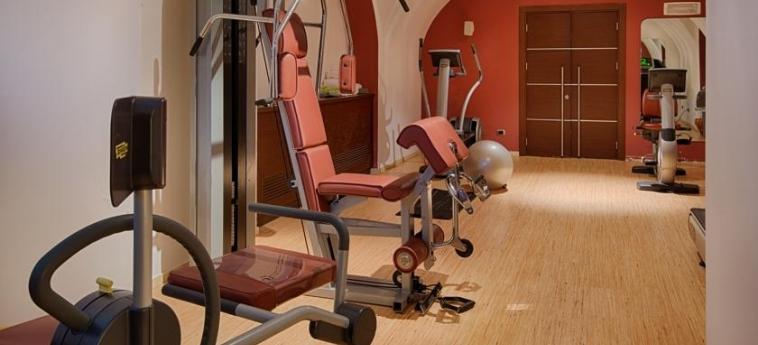 Grand Hotel Palazzo Livorno Mgallery By Sofitel: Fitnesscenter LIVORNO
