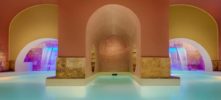 Grand Hotel Palazzo Livorno Mgallery By Sofitel: Innenschwimmbad LIVORNO