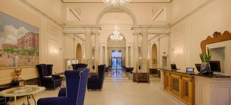 Grand Hotel Palazzo Livorno Mgallery By Sofitel: Lobby LIVORNO
