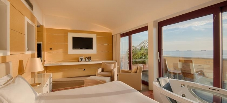 Grand Hotel Palazzo Livorno Mgallery By Sofitel: Room - Guest LIVORNO