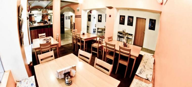Hostel Celica: Breakfast Room LJUBLJANA
