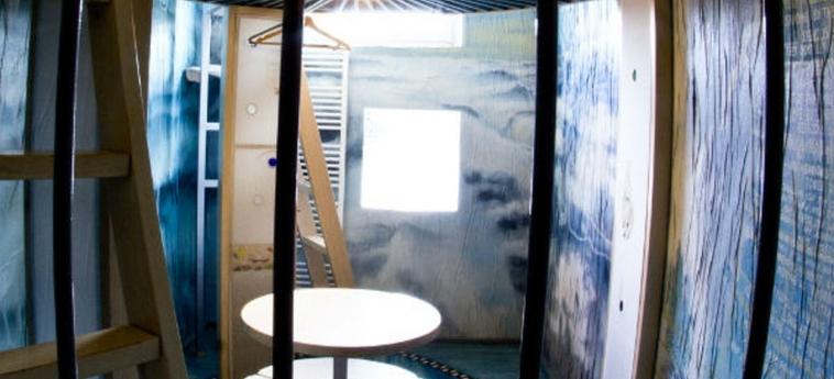 Hostel Celica: Guestroom LJUBLJANA