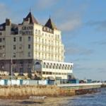 THE GRAND HOTEL LLANDUDNO  3 Stelle