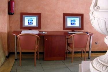 Hotel Helios: Exterieur LLORET DE MAR - COSTA BRAVA