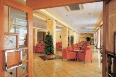 Hotel Helios: Hall LLORET DE MAR - COSTA BRAVA