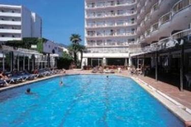 Hotel Helios: Piscine Découverte LLORET DE MAR - COSTA BRAVA