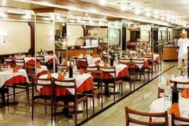 Hotel Helios: Restaurant LLORET DE MAR - COSTA BRAVA