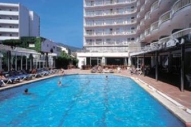 Hotel Helios: Swimming Pool LLORET DE MAR - COSTA BRAVA