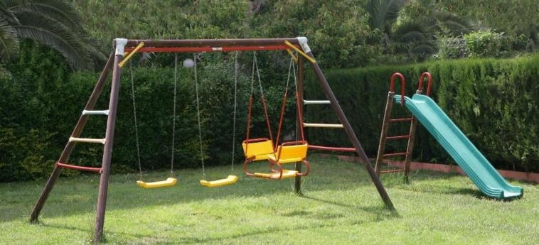 Hotel Fenals Garden: Parque Juegos LLORET DE MAR - COSTA BRAVA