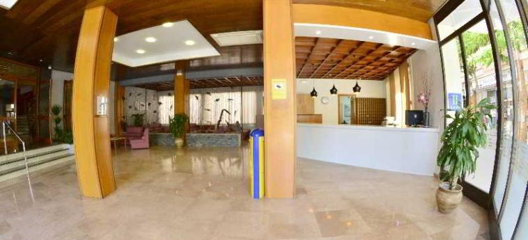 Hotel Santa Rosa: Lobby LLORET DE MAR - COSTA BRAVA