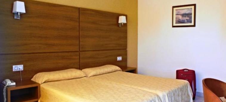 Hotel Santa Rosa: Schlafzimmer LLORET DE MAR - COSTA BRAVA