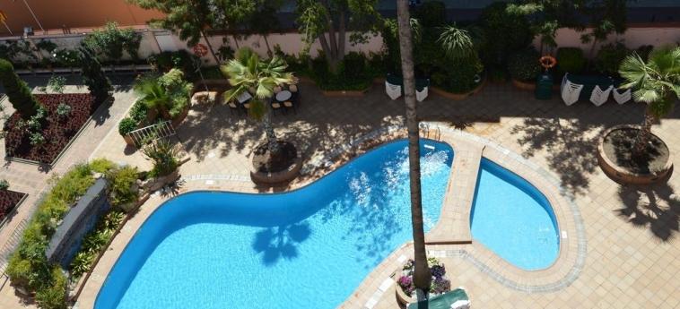 Hotel Guitart Rosa: Piscine chauffée LLORET DE MAR - COSTA BRAVA