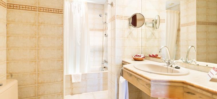 Hotel Guitart Rosa: Salle de Bains LLORET DE MAR - COSTA BRAVA