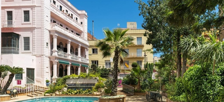 Hotel Guitart Rosa: Außen LLORET DE MAR - COSTA BRAVA