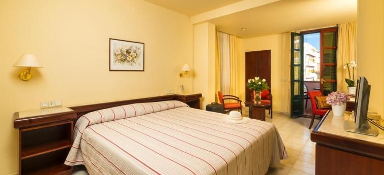Hotel Guitart Rosa: Doppelzimmer  LLORET DE MAR - COSTA BRAVA
