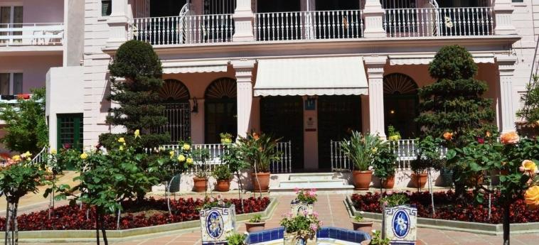 Hotel Guitart Rosa: Eingang LLORET DE MAR - COSTA BRAVA