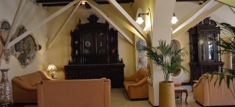 Hotel Guitart Rosa: Lobby LLORET DE MAR - COSTA BRAVA