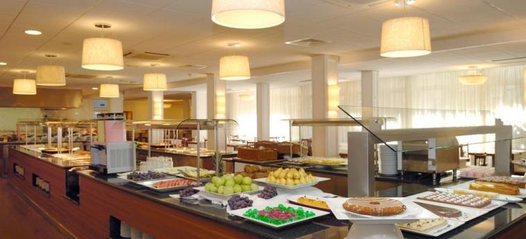 Gran Hotel Flamingo: Buffet LLORET DE MAR - COSTA BRAVA