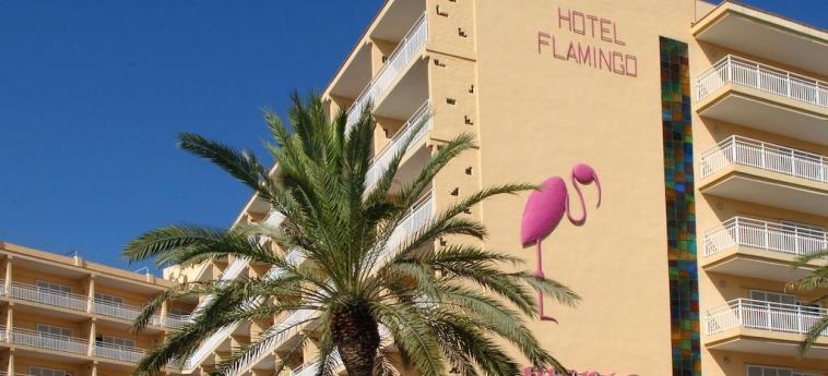Gran Hotel Flamingo: Fassade LLORET DE MAR - COSTA BRAVA