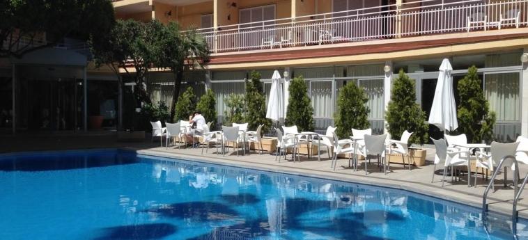 Gran Hotel Flamingo: Swimming Pool LLORET DE MAR - COSTA BRAVA