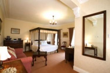 Hotel Culcreuch Castle: Schlafzimmer LOCH LOMOND