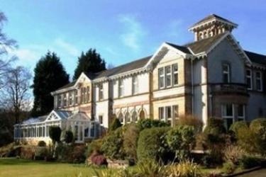Rosslea Hall Country House: Esterno LOCH LOMOND