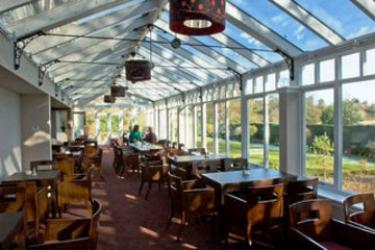 Rosslea Hall Country House: Restaurant LOCH LOMOND