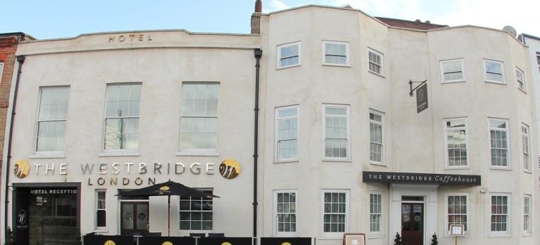 Hotel The Westbridge: Außen LONDON