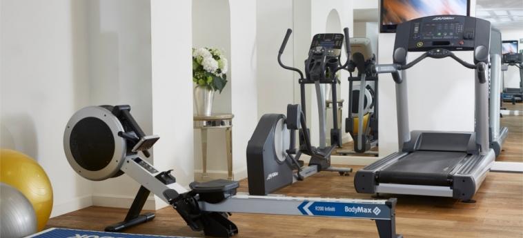 Hotel The Westbridge: Fitnesscenter LONDON