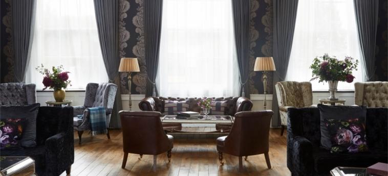Hotel The Westbridge: Lounge LONDON