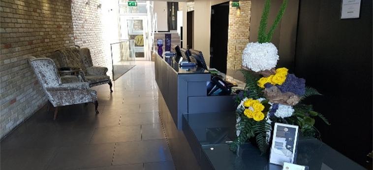 Hotel The Westbridge: Reception LONDON