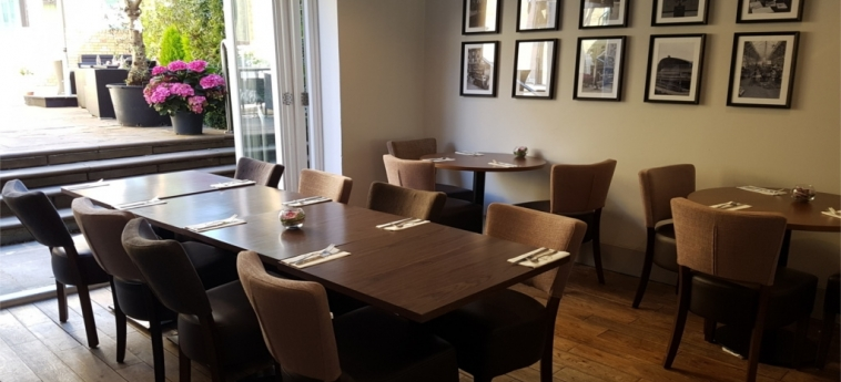 Hotel The Westbridge: Restaurant LONDON