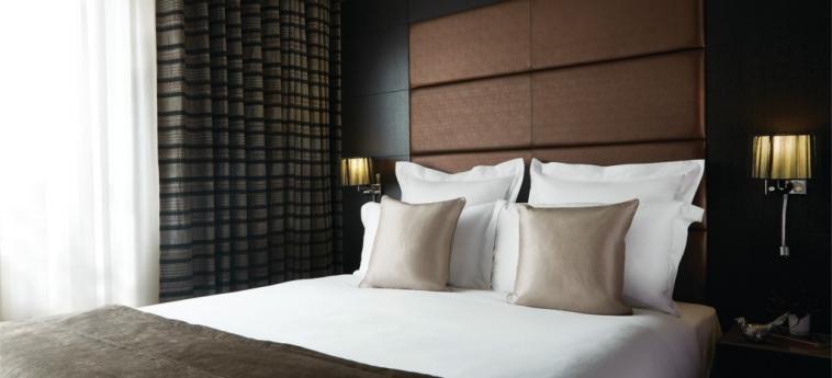 Hotel The Westbridge: Schlafzimmer LONDON