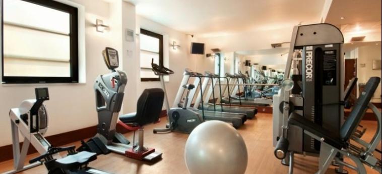 Hotel Hilton London Tower Bridge: Gym LONDON