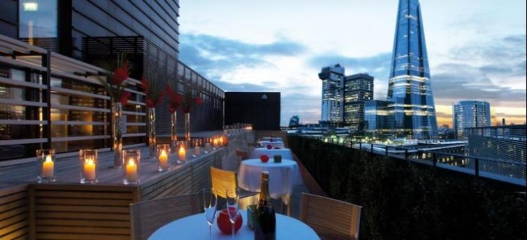 Hotel Hilton London Tower Bridge: Landscape LONDON