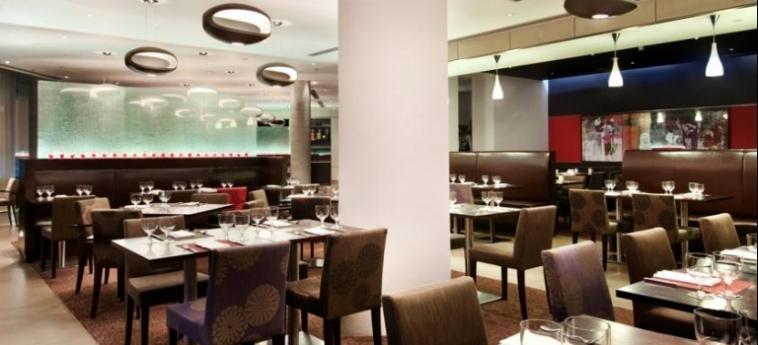 Hotel Hilton London Tower Bridge: Restaurant LONDON