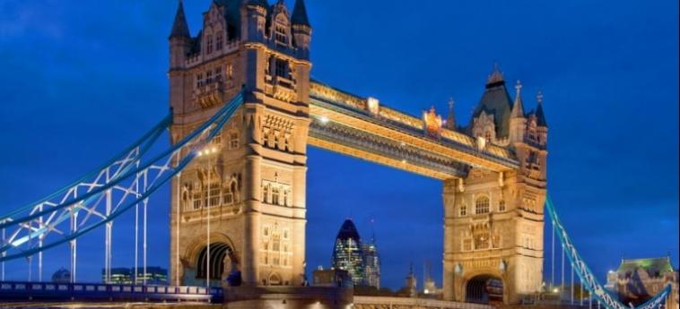Hotel Hilton London Tower Bridge: Sorroundings LONDON