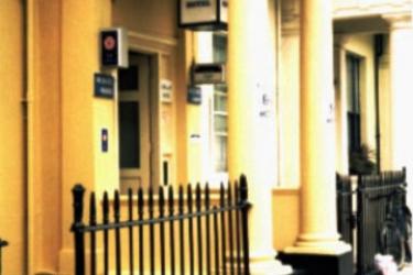 Hotel Carlton: Entrance LONDON