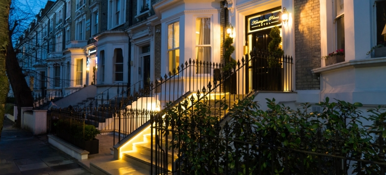 Hotel Kensington Prime: Außen LONDON