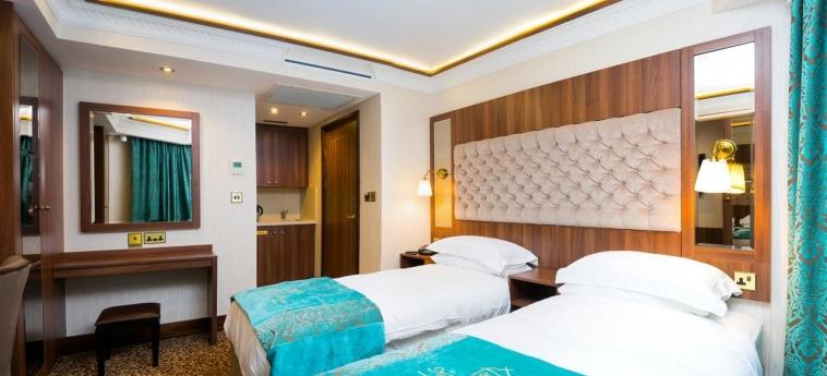 Hotel Kensington Prime: Doppelzimmer - Twin LONDON